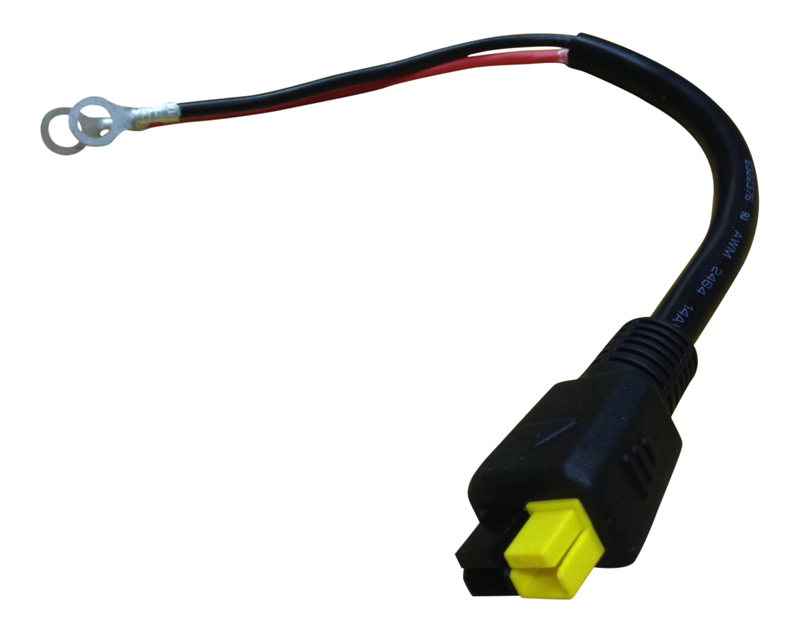 powakaddy torberry battery wire lead 00230 01 01 925 p powakaddy leads, connectors and wiring Potentiometer Motor Wiring Diagram at aneh.co
