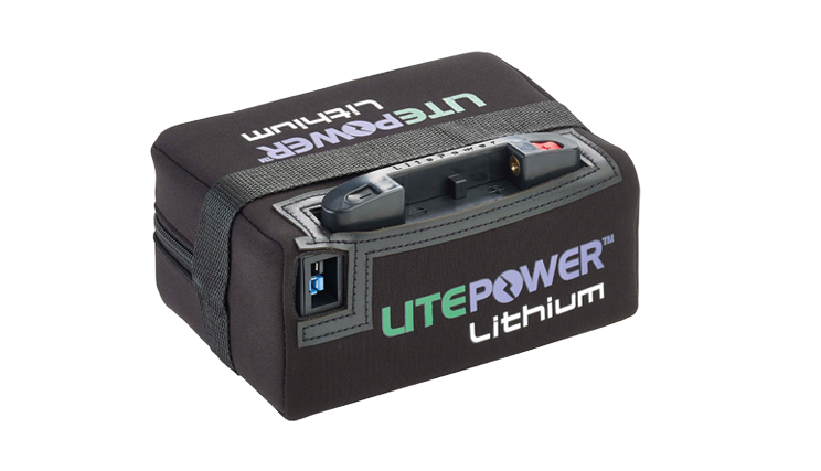 Carry Bag for LitePower Lithium Battery (18 Hole) 2016-2019