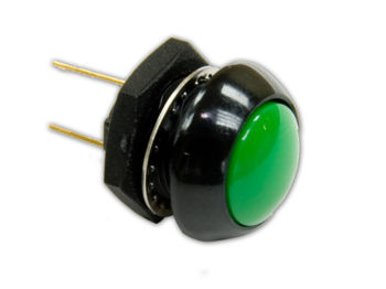 Green button for Powakaddys with EDF function