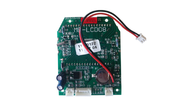 Motocaddy 2010/11 S3 Digital Circuit Board (5 Pin)