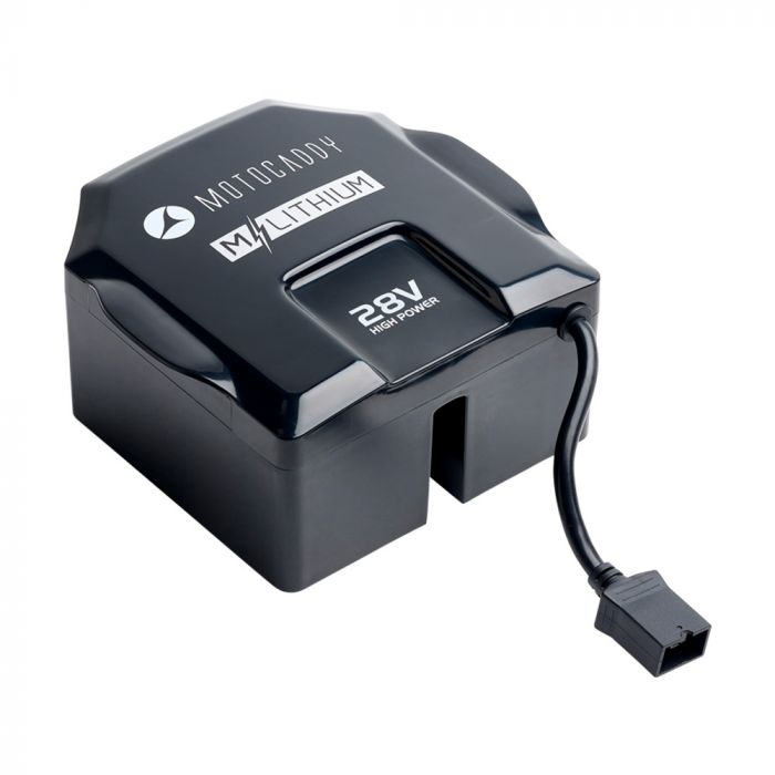 Motocaddy M-Series 28V Lithium Battery & Charger