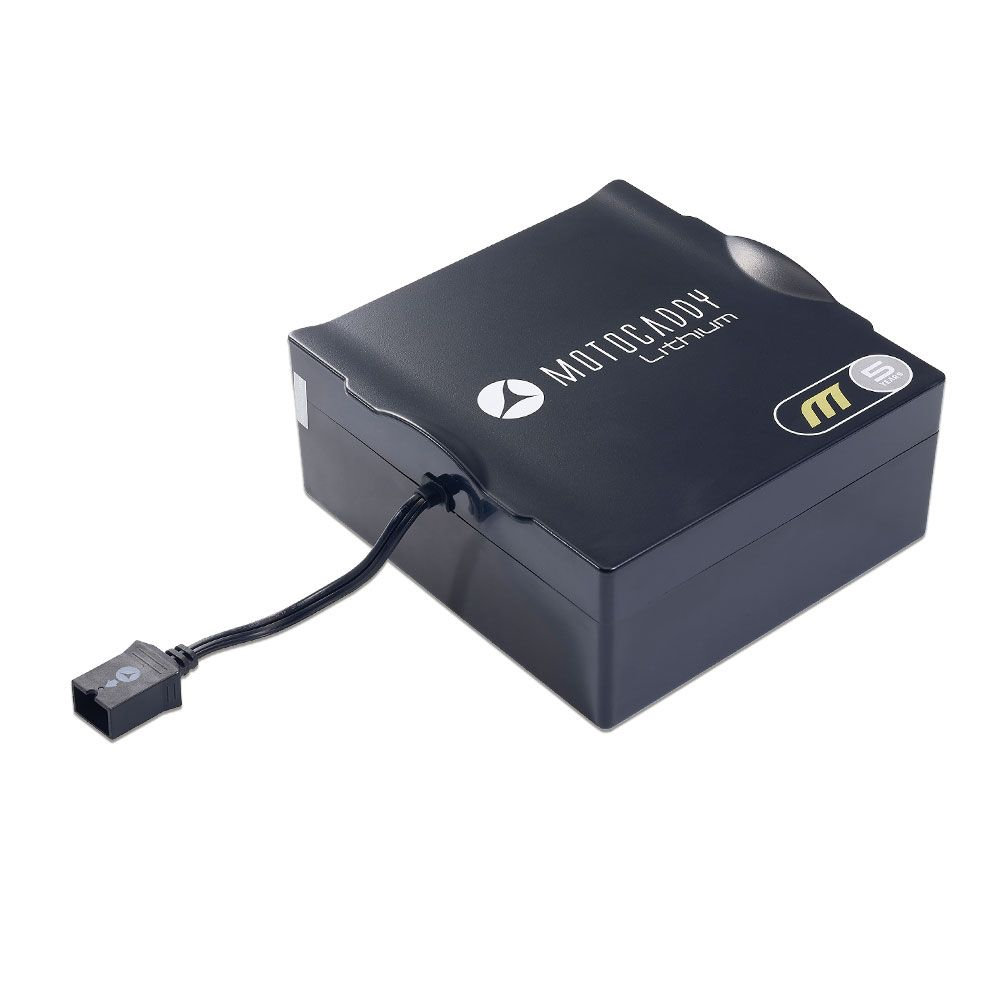 Motocaddy M Series Lithium 18 Hole Battery and Charger