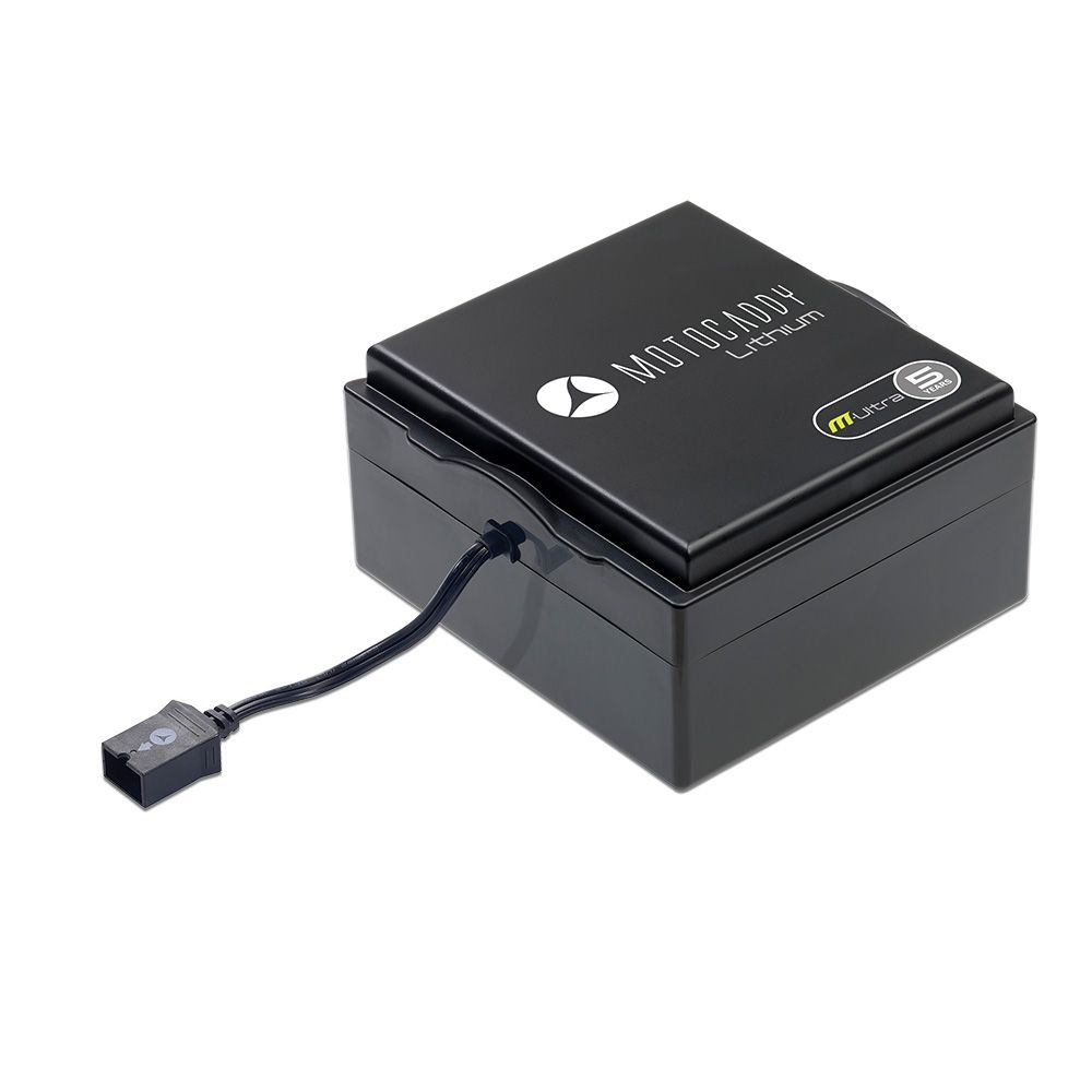 Motocaddy M Series Lithium Extended Range Battery and Charger