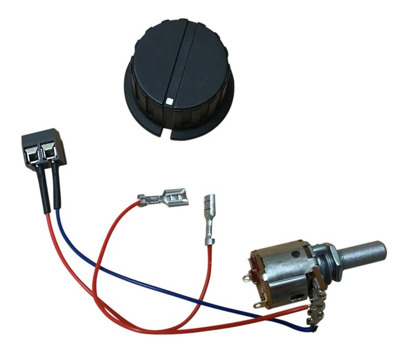 Replacement Switch / Potentiometer for Powakaddy Freeway / Classic Legend inc Knob