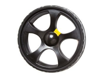 Sport Rear Wheel for Powakaddy (Black)
